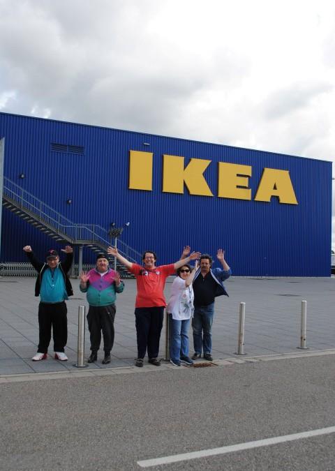 Wir verschönern unser Heim – ein Ausflug zu IKEA