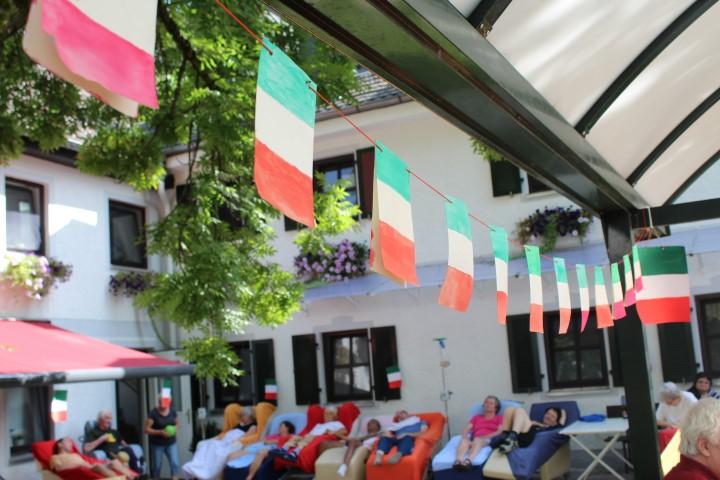 Unser italienisches Fest