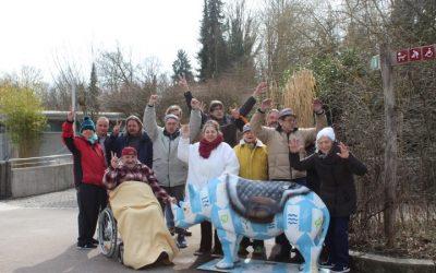 Zoobesuch in Augsburg