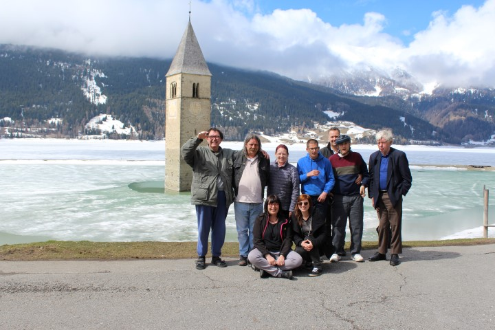 Süd Tirol, da sind wir wieder