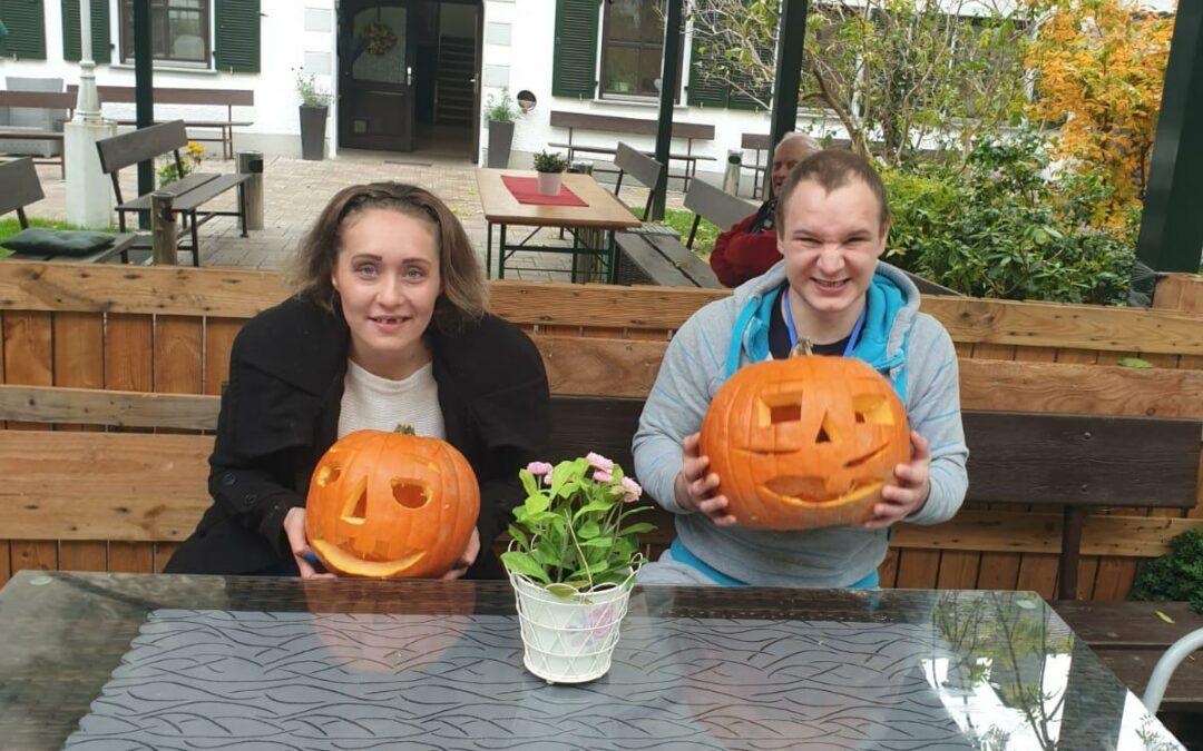 Halloween und Vorweihnachtszeit