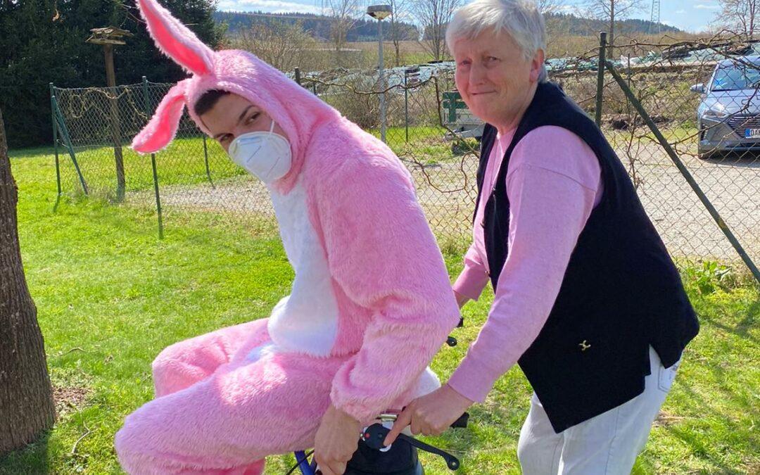 Ein rundum gelungenes Osterfest